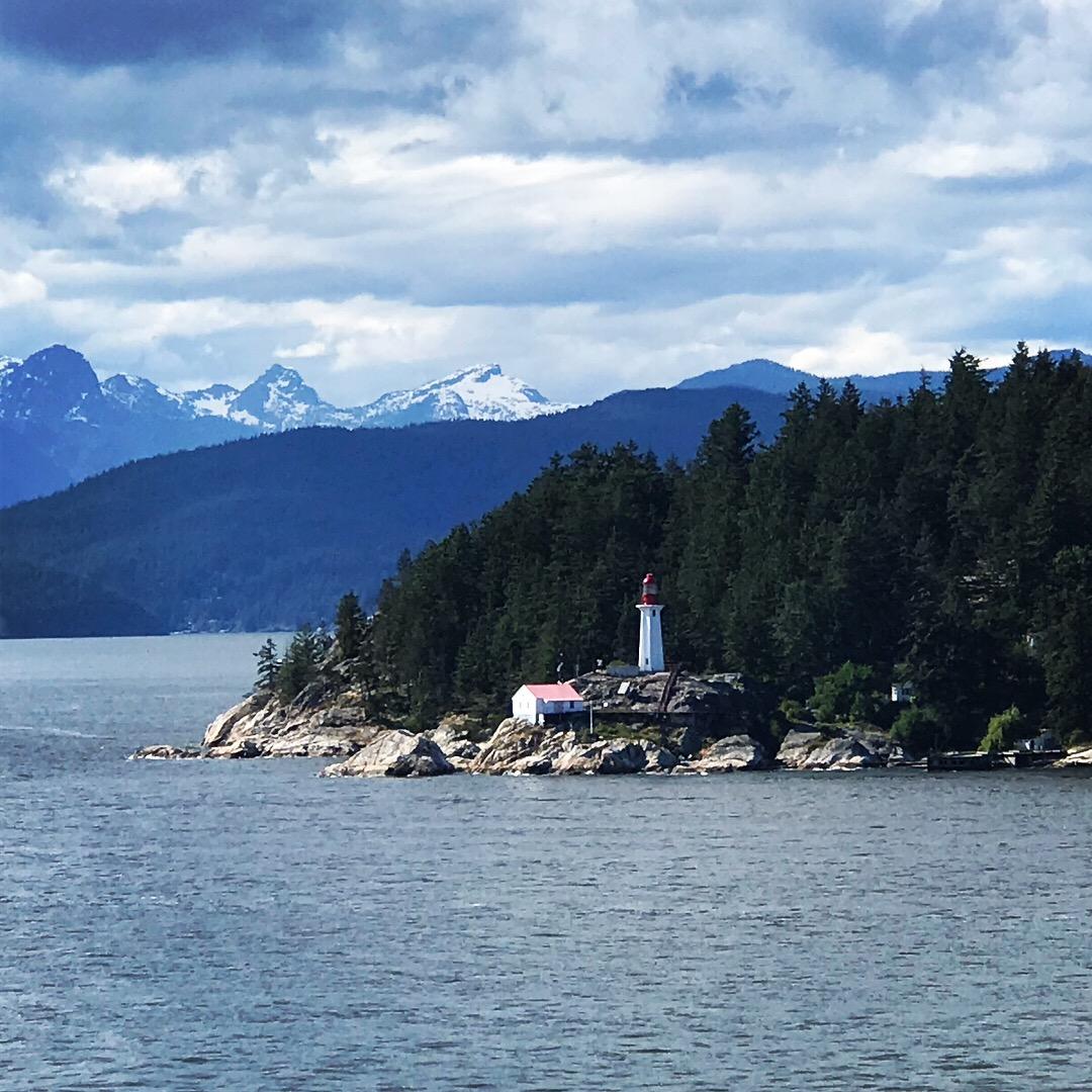 Vancouver Coastline