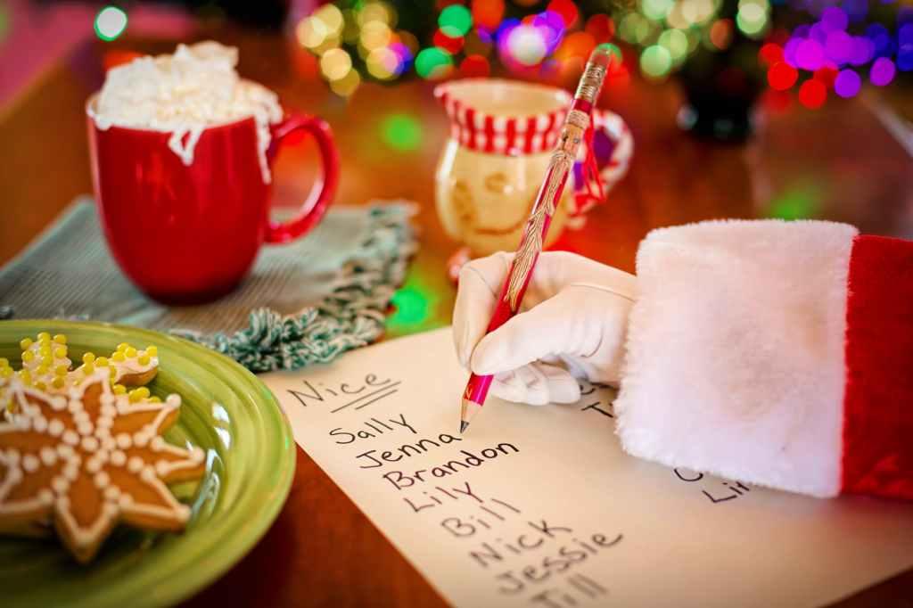blur celebration christmas cookies