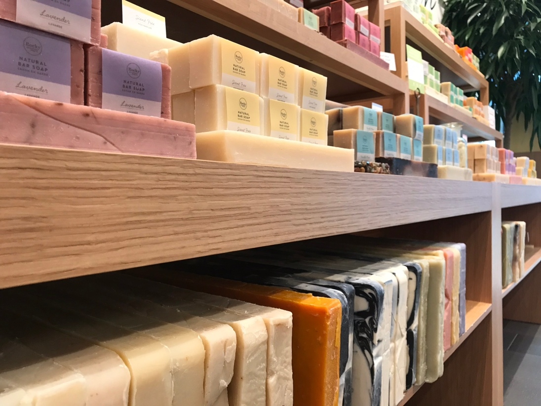 So many soaps. So little time.