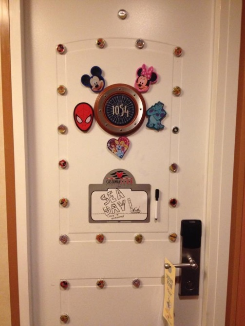 DecoratedStateroomDoor