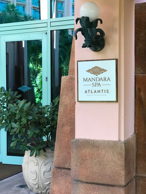 Welcome to the Mandara Spa at Atlantis
