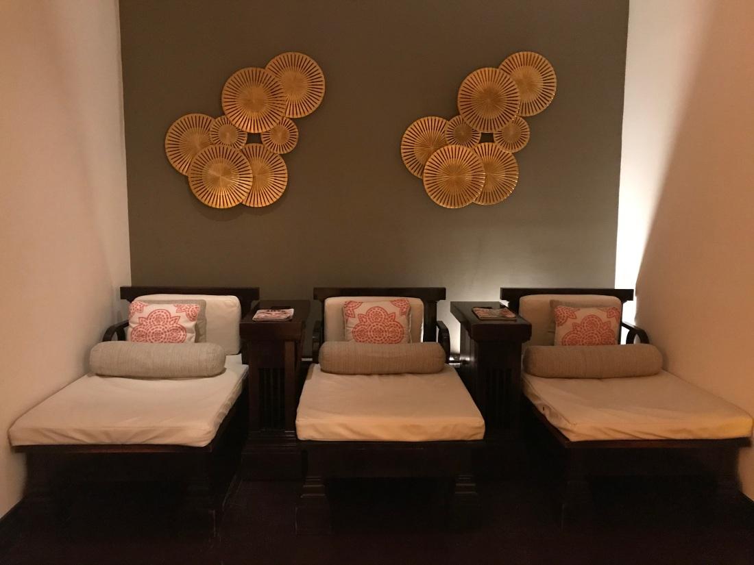 Mandara Spa Aromatherapy Room